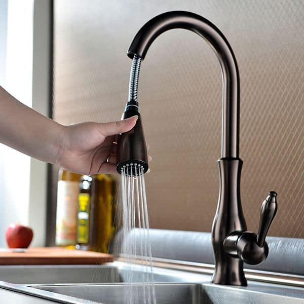 Fix A Leaky Kitchen Faucet