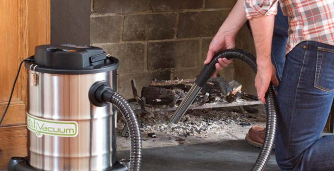 How To Remove Ash Safely With an Ash Vacuum?