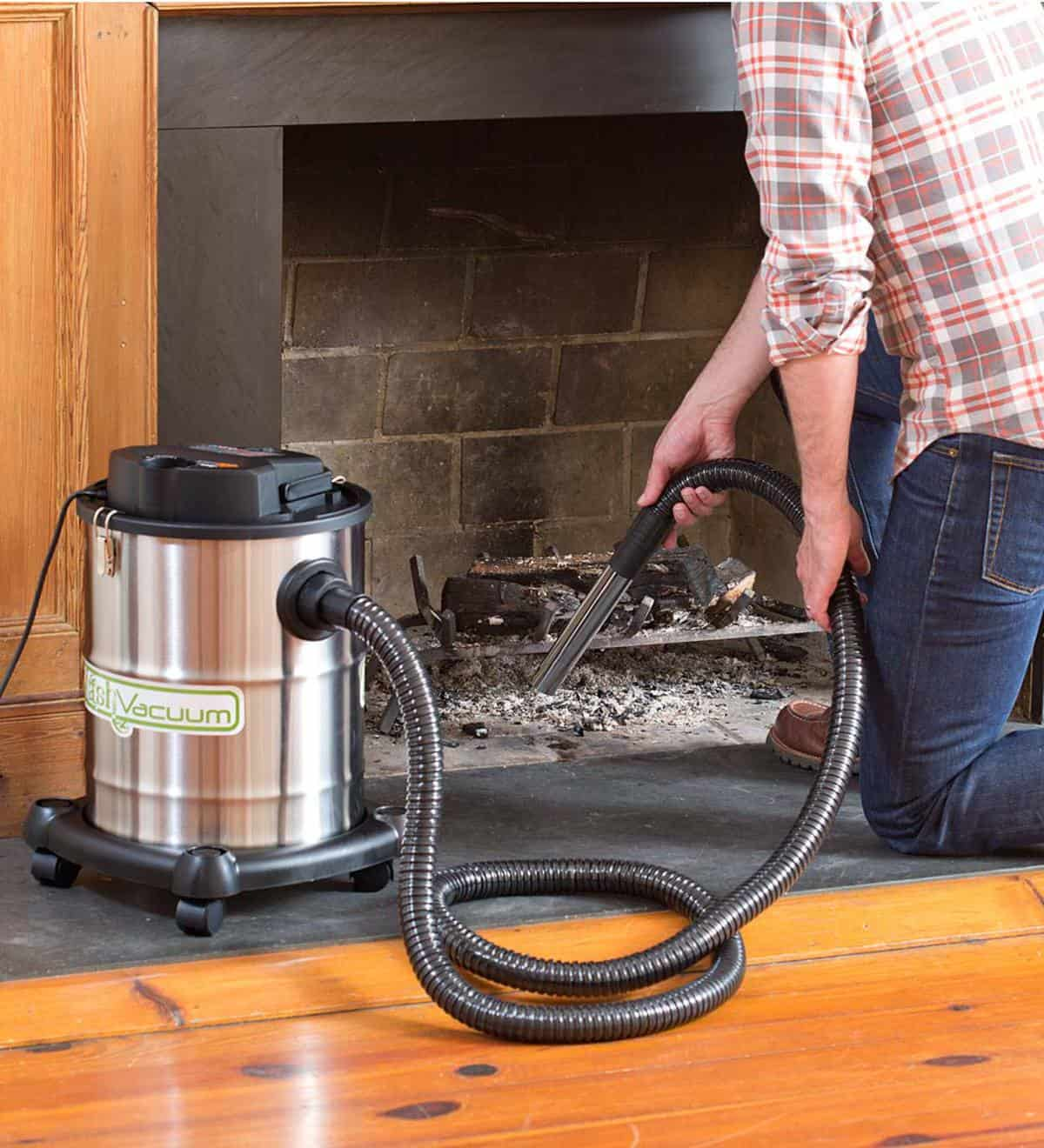 How To Remove Ash Safely With An Ash Vacuum