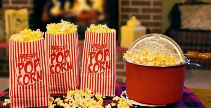 Can You Use Butter Instead of Oil in a Popcorn Machine?